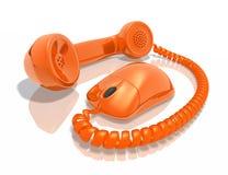 Free Internet Call Stock Image - 4491211