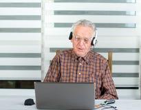 Internet communication Stock Photo