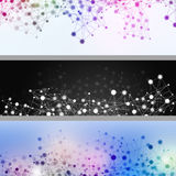Internet Communication Banners Royalty Free Stock Photos