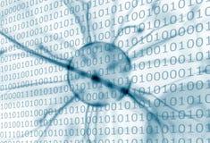 Internet communications Stock Photo