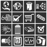 Internet and Computing Icons royalty free illustration
