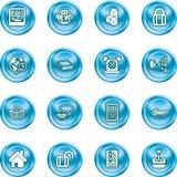 Internet and Computing Media I Royalty Free Stock Photography