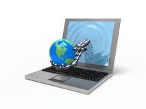 Internet  concept. Stock Image