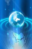 Internet Concept of global. Business Stock Images