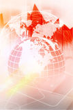 Internet Concept of global business Stock Photography