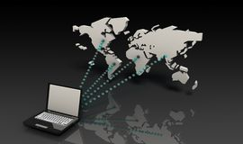 Internet Connection Stock Images