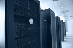Internet data center Stock Photography