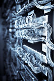 Internet data center Royalty Free Stock Images