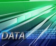 Internet data communication background Stock Photography