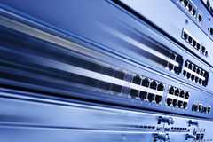 Internet de alta velocidade Imagens de Stock Royalty Free