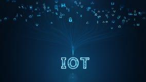 Internet de concept des choses IOT