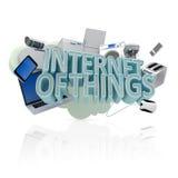 Internet delle cose royalty illustrazione gratis