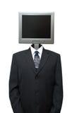 Internet di affari di Technolgy del calcolatore isolato immagini stock