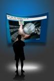 Internet do HTTP do Web de WWW ilustração royalty free