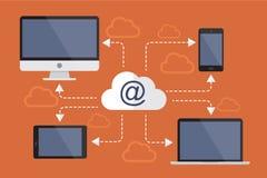 Internet-Download Lizenzfreies Stockbild