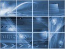 Internet e futuro da tecnologia? Fotografia de Stock Royalty Free