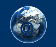 Internet E-Mail @ Stock Photography