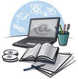 Internet education Royalty Free Stock Photos