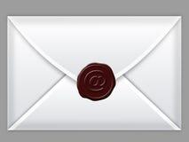 Internet envelope Royalty Free Stock Photo