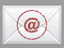 Internet envelope2 Stock Photos