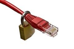 Internet Firewall Stock Image