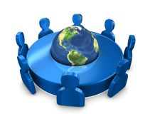 Internet forum Royalty Free Stock Images