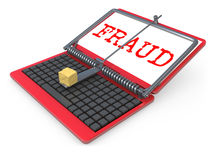 Internet Fraud Stock Photos