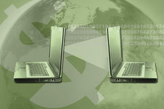 Internet-Geschäft Lizenzfreies Stockfoto