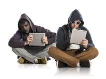 Internet-gevaar royalty-vrije stock foto's