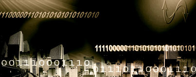 Internet header royalty free stock images