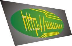 Internet, http://www Stock Foto