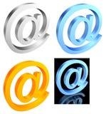 Internet icon Royalty Free Stock Photos