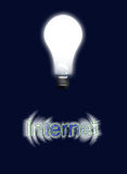 Internet Idea Royalty Free Stock Image