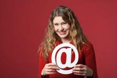 Internet-Ikone Lizenzfreies Stockfoto