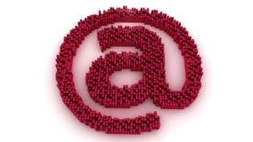 Internet-Ikonen? Internet und Computertechnologien Stockfotografie