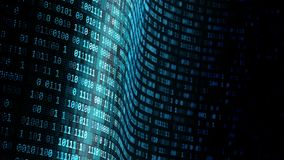 Internet: informacji i dane spływowy pojęcie zdjęcie royalty free
