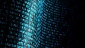 Internet: informatie en gegevensstroomconcept royalty-vrije stock foto