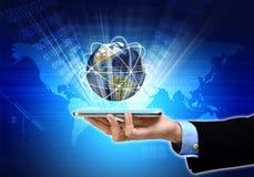 Internet Information Technology Royalty Free Stock Photos