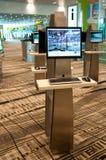 Internet Kiosk Royalty Free Stock Photography