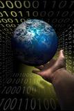 Internet-Kommunikationen Lizenzfreies Stockfoto