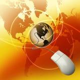internet komunikacji ilustracja wektor
