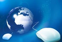 Internet-Konzept Lizenzfreies Stockfoto