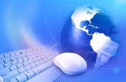 Internet-Konzept Stockfoto