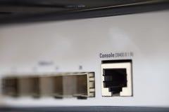Internet libre del servidor del eje de Channrl imagen de archivo