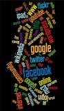 Internet life stock illustration