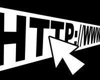 Internet link Stock Photography