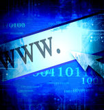 Internet link Stock Images