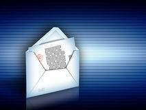 Internet mail Stock Photography