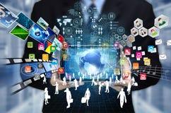 Internet Multimedia Royalty Free Stock Image