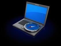 Internet navigation Stock Photos